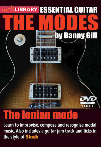 Product Cover for The Ionian Mode (Slash)