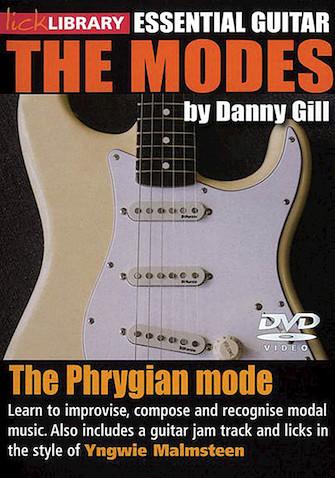 The Phrygian Mode (Yngwie Malmsteen)