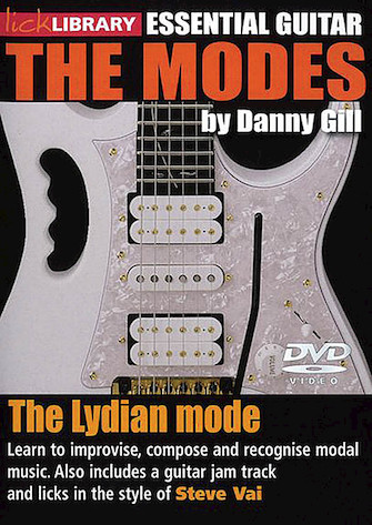 Product Cover for The Lydian Mode (Steve Vai)