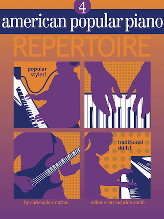 American Popular Piano – Repertoire