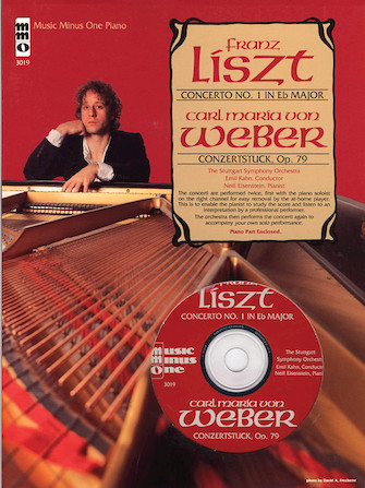 Liszt – Concerto No. 1 in E-flat Major, S124 – Weber Konzertsstuck, Op. 79