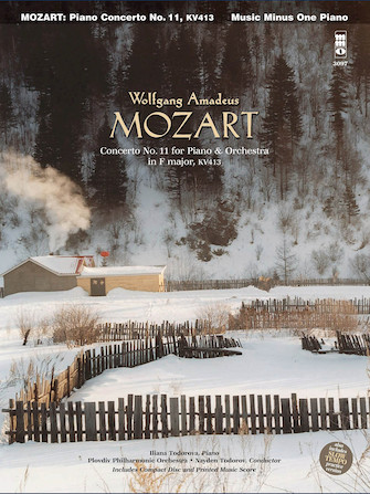 Product Cover for Mozart – Concerto No. 11 in F Major, KV413