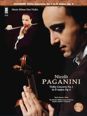 Paganini – Concerto No. 1 in D, Op. 6