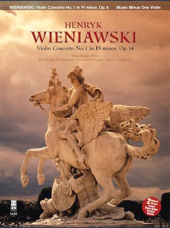 Product Cover for Wieniawski – Concerto No. 1 in F-sharp Minor, Op. 14