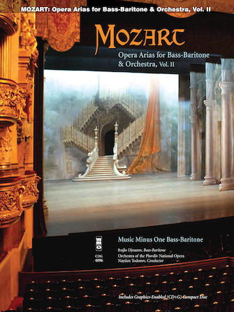 Mozart Opera Arias for Bass Baritone and Orchestra – Vol. II