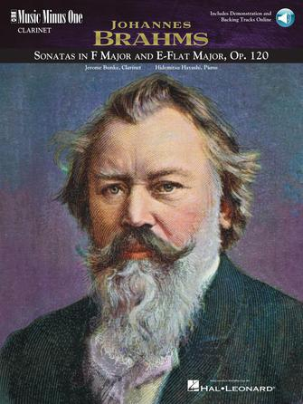 Brahms – Sonatas in F Minor and E-flat, Op. 120