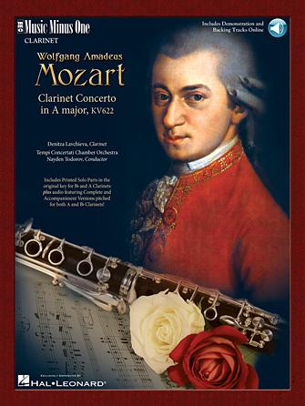 Mozart – Clarinet Concerto in A Major, K. 622