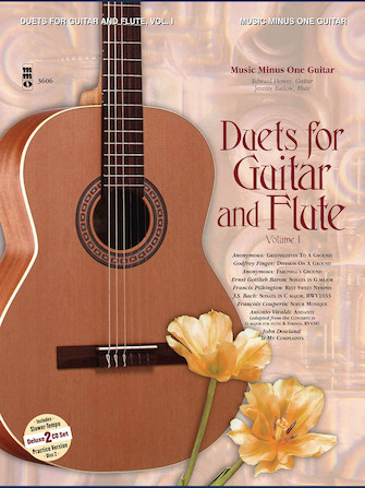 Product Cover for Guitar & Flute Duets – Vol. I
