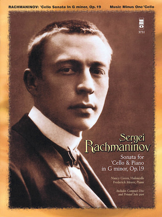 Product Cover for Rachmaninov – Sonata for Violoncello and Piano, Op. 19
