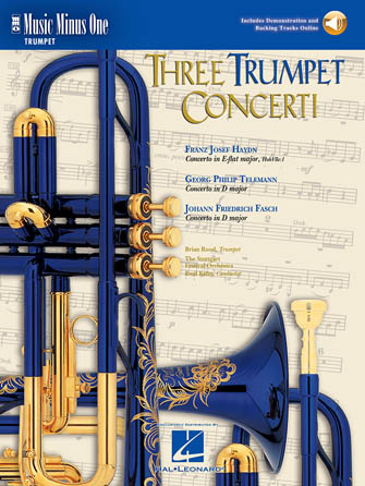 Product Cover for Three Trumpet Concerti