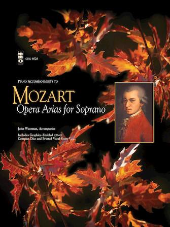 Mozart Arias for Soprano