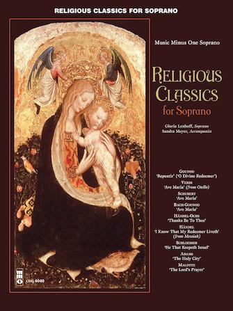 Religious Classics for Soprano