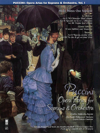 Puccini Arias for Soprano and Orchestra – Vol. I