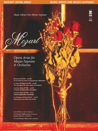 Mozart Opera Arias for Mezzo-Soprano and Orchestra