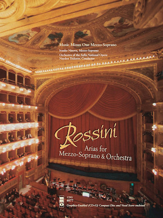 Rossini – Opera Arias for Mezzo-Soprano and Orchestra