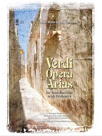 Verdi – Bass-Baritone Arias with Orchestra