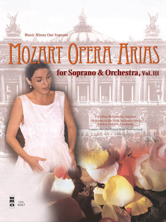 Mozart Opera Arias for Soprano and Orchestra – Vol. III