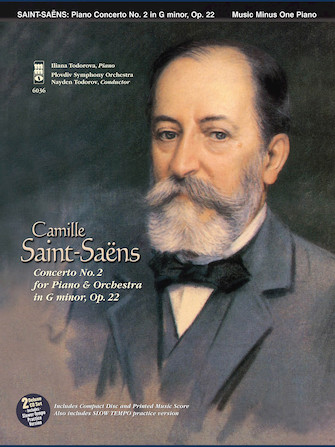 Product Cover for Saint-Saens – Concerto No. 2 in G Minor, Op. 22
