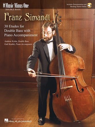 Simandl – 30 Etudes for Double Bass