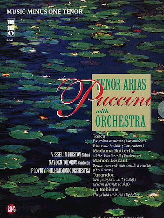 Puccini – Arias for Tenor and Orchestra Volume 1