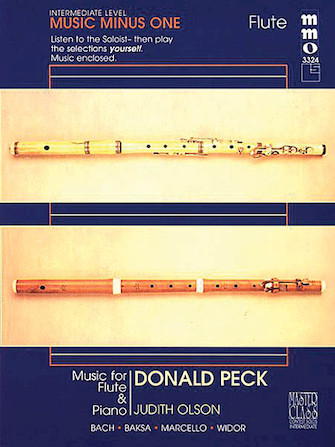 Product Cover for Intermediate Flute Solos, Volume 2