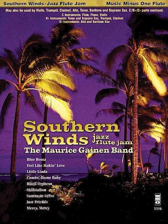 Product Cover for Southern Winds: Jazz Flute Jam