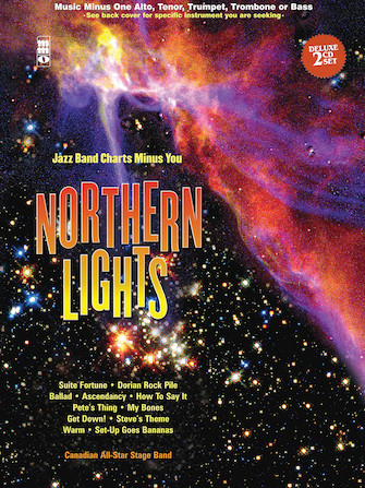 Northern Lights – Alto Saxophone