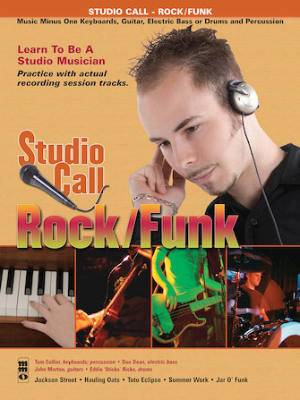 Studio Call: Rock/Funk – Drums