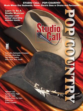 Studio Call: Pop/Country – Guitar