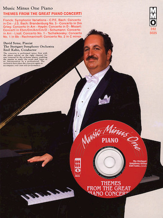 Product Cover for Themes from Great Piano Concerti