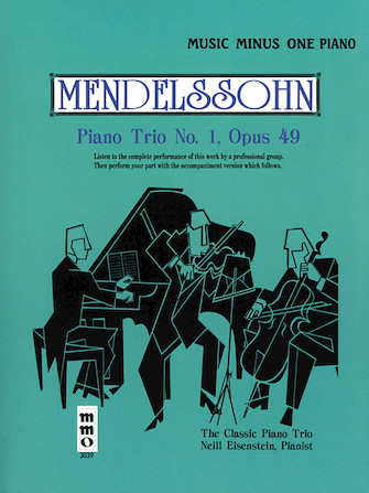 Product Cover for Mendelssohn – Piano Trio No. 1 in D Major, Op. 49