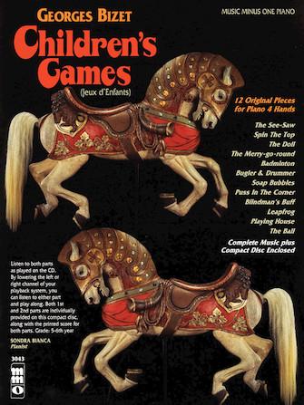 Product Cover for Georges Bizet – Children's Games (Jeux d'Enfants)