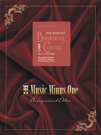 Product Cover for J.S. Bach – Brandenburg Concerto No. 5 in D Major, BWV1050