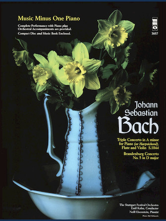 J.S. Bach – Triple Concerto in A minor, BWV1044 & Brandenburg Concerto No. 5 in D Major
