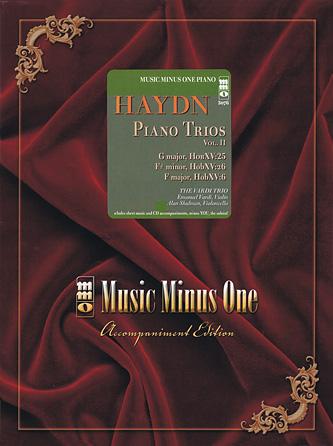 Haydn – Piano Trios, Volume II