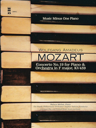 Mozart – Concerto No. 19 in F Major, KV459
