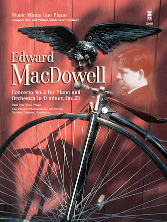 Product Cover for MacDowell – Concerto No. 2 in D Minor, Op. 23