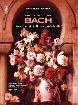 C.P.E. Bach – Concerto in D minor, Wq23, H427