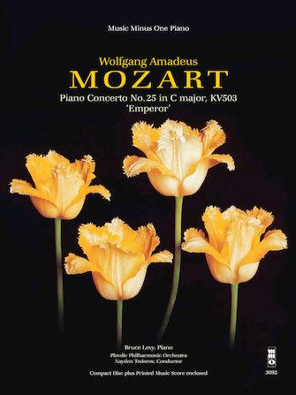 Mozart – Piano Concerto No. 25 in C Major, KV503 'Olympian' or 'Emperor'