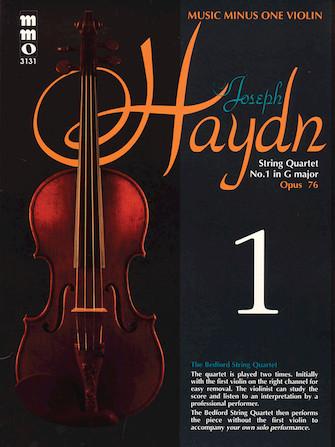 Haydn – String Quartet No. 1 in G Major, Op. 76