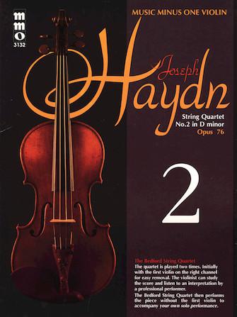 Haydn – String Quartet No. 2 in D minor, Op. 76