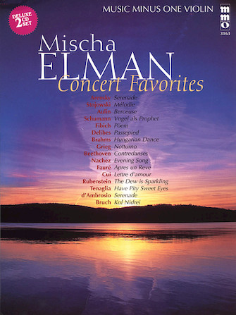 Mischa Elman – Concert Favorites