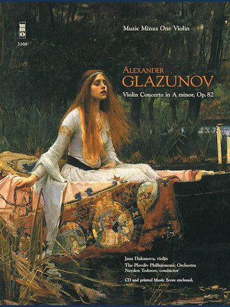 Glazunov – Violin Concerto in A Minor, Op. 82