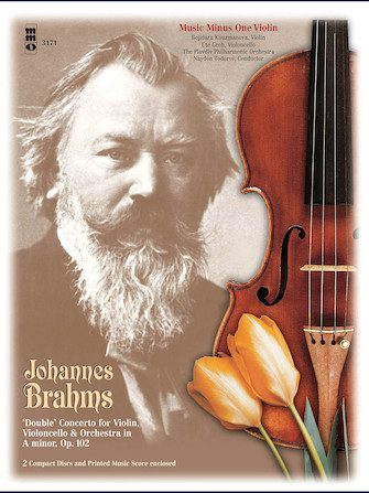 Brahms – Double Concerto for Violin & Violoncello in A Minor, Op. 102