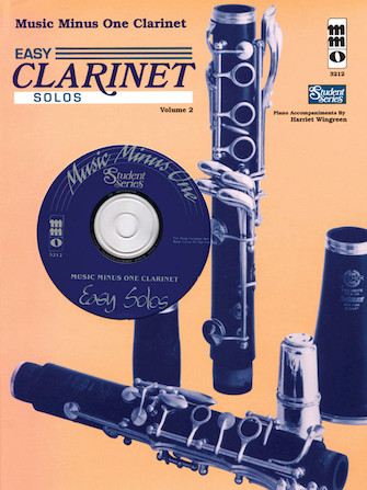 Easy Clarinet Solos, Vol. II – Student Level