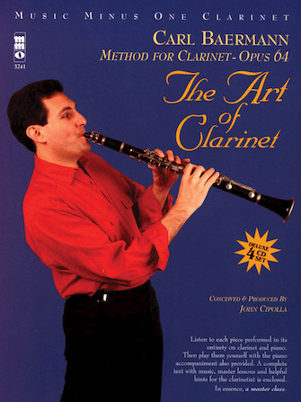 Product Cover for The Art of Clarinet: Baermann Method, Op. 64