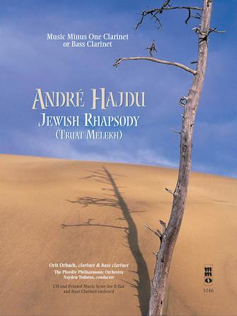 Product Cover for André Hajdu – Jewish Rhapsody (Truat Melekh)
