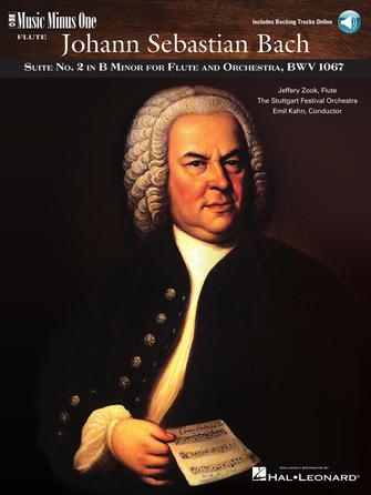 Product Cover for J.S. Bach – Suite No. 2 for Flute & Orchestra B Minor, BWV1067