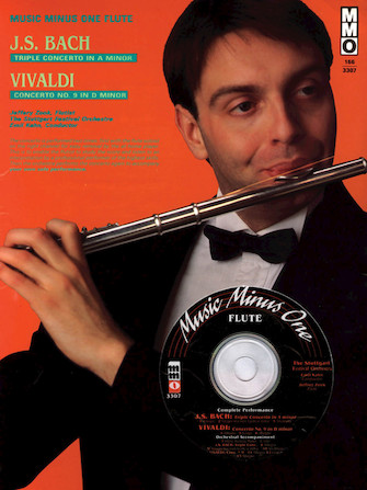 Bach – Triple Concerto in A Minor & Vivaldi – Concerto No. 9 in D Minor