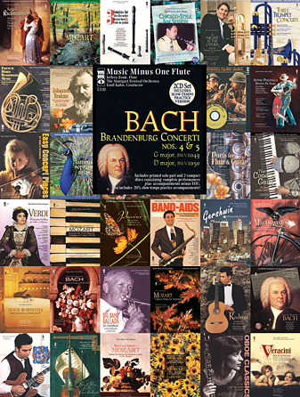J.S. Bach – Brandenburg Concerti Nos. 4 & 5
